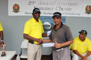 Dhimant Patel, 3rd Place Winner, Championship Flight